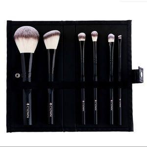 Crown Pro 6 piece make up brush set